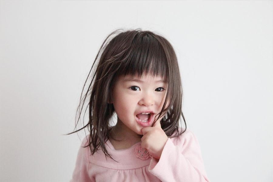年齢別1~3歳の頃の歯のケア