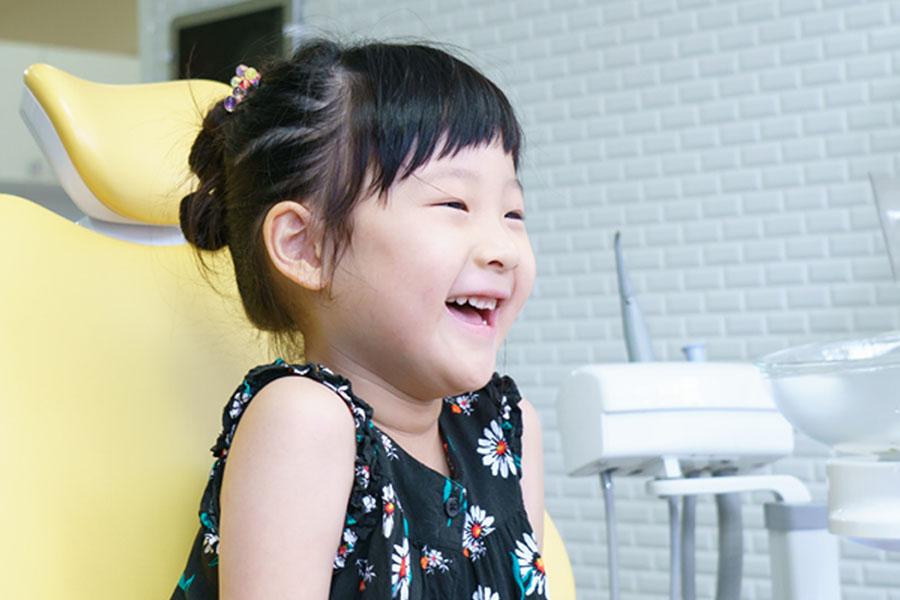 年齢別3~6歳の頃の歯のケア